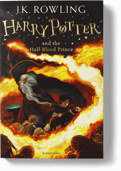 Harry Potter And The Half Blood Prince J K Rowling