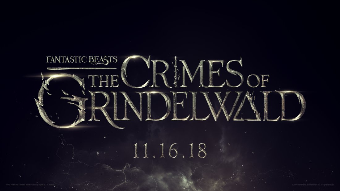 First Look At Fantastic Beasts The Crimes Of Grindelwald