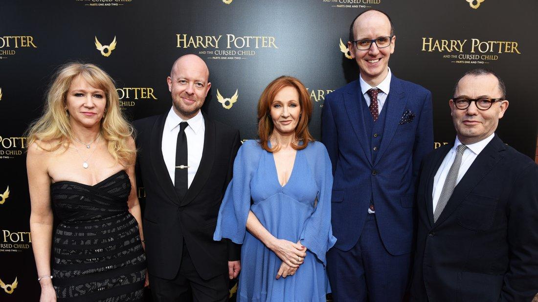 Wizarding World Archives - J K  Rowling